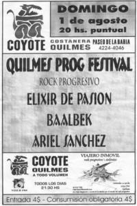 2000-08-QuilmesProg